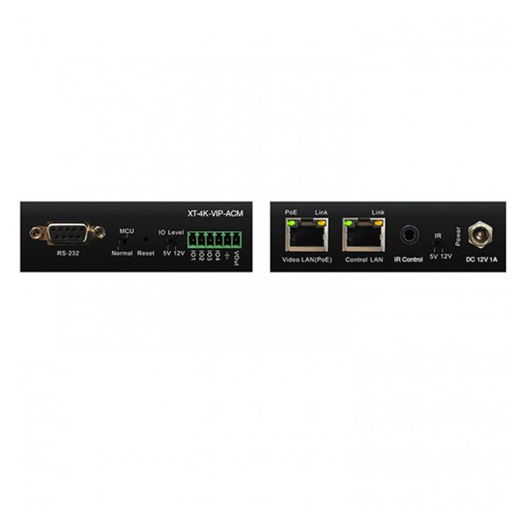 4K UHD Video Over IP Advanced Control Module