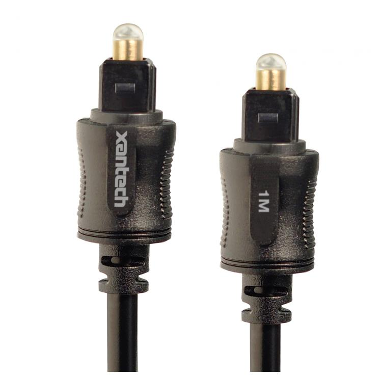 Xantech EX Series TOSLINK Cable (1m)