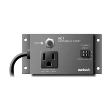 DC Controlled AC Outlet