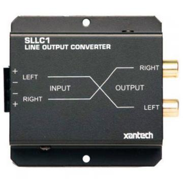Speaker Level-Line Level Converter